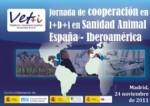 Jornada de Cooperación España - Iberoamérica en I+D+i en Sanidad Animal