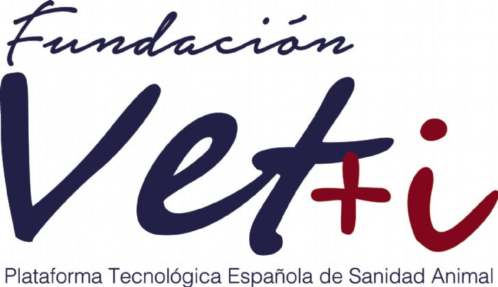 logo fundacion vet+i, Andersen, CZ Veterinaria, Zoetis Spain, Elanco Animal Health, MSD Sanidad Animal y Boehringer Ingelheim